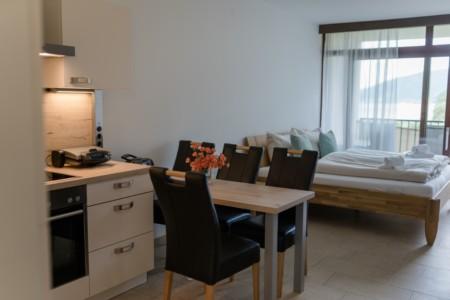 Apartment Landskron mit Seezugang direkt am Ossiachersee in Kärnten bei Seebnb