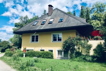Jagd Apartment Schloss Hallegg mit Seezugang bei Seebnb