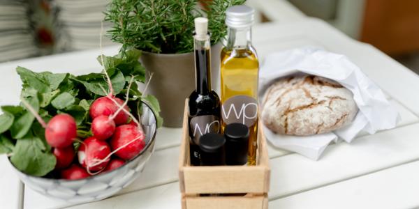 Küchen starter Paket fürs Ferienapartment bei Seebnb
