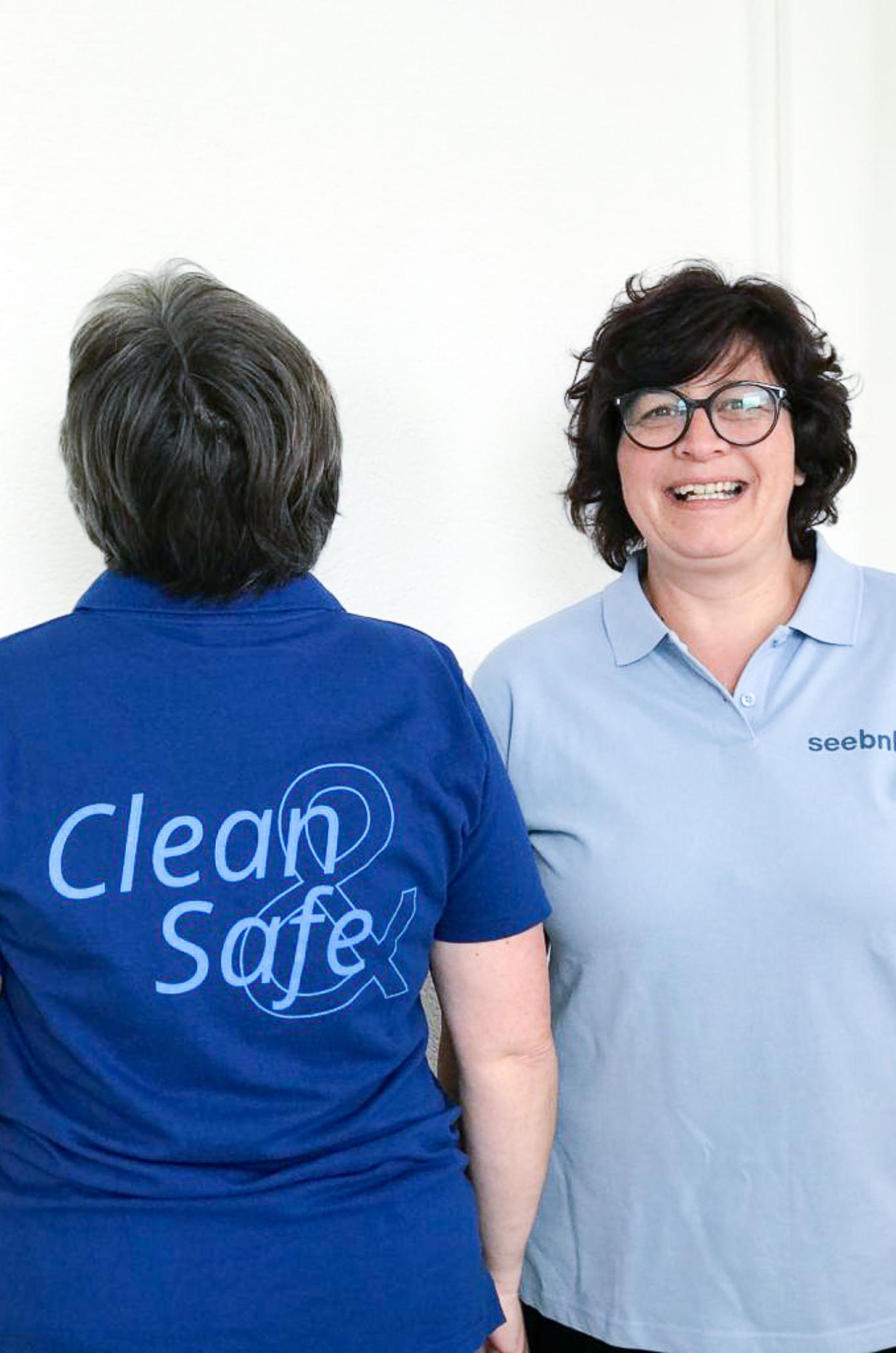 Claudia Gailer Seebnb Housekeeping
