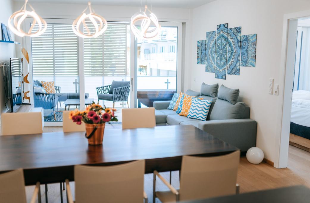 Luxus Apartment Werzer's Weißes Rössl Langzeit Unterkunft am Wörthersee