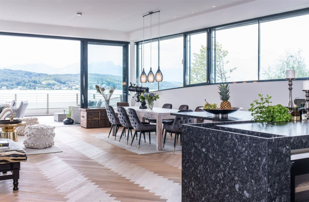 Exklusives Apartment Seehaus Leonstain Pörtschach